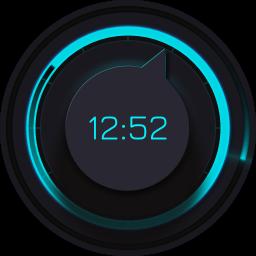 Android Clock Widgets