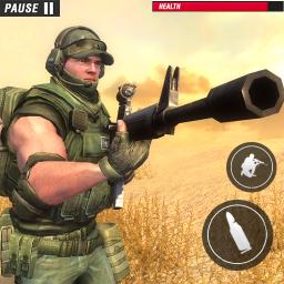 US War Special Ops : FPS ww gun shooting games
