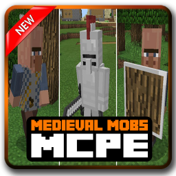 Medieval Mobs for Minecraft