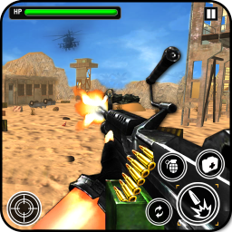 Gun Game Simulator : Free Fire Gunner Simulation