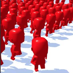 War City : Crowd War