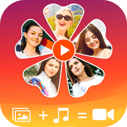 Photo Video Slideshow Maker with Music