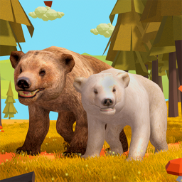 Wild Bear Family Simulator