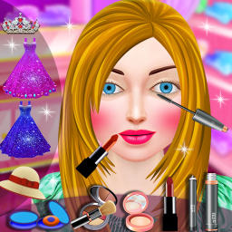 Wedding Makeup Salon Girls Game
