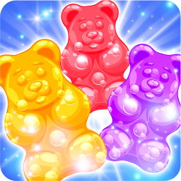 Gummy Bears Jelly new games 2020