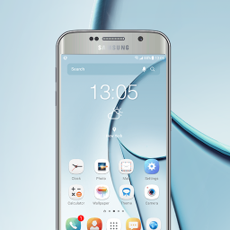 S7 Theme Galaxy Launcher for Samsung