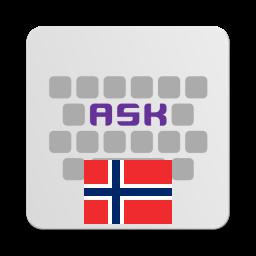Norwegian for AnySoftKeyboard