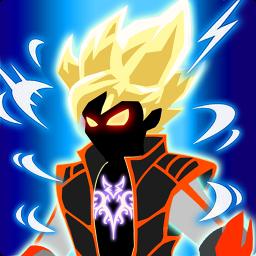 Stickman Shadow: Dragon War Fighting Game