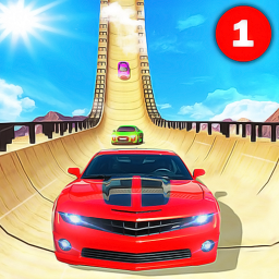 Mega Ramp: Stunt Driving Games - Car Racing Games