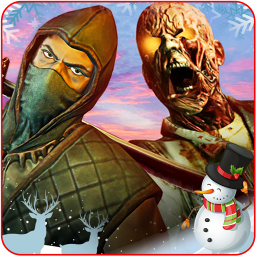 Dead Mines Rush: Legendary Ninja Fight