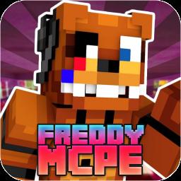 Mod Freddy For mcpe