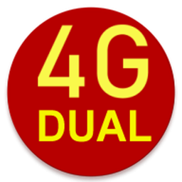 4G Only Network Mode LTE VoLTE Dual SIM Setting