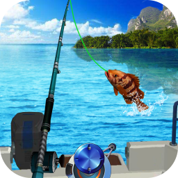Fish Aquarium Games - Charming Ocean GoGo Fishing