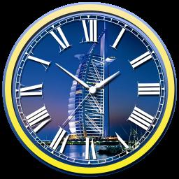 Dubai Clock Wallpapers - Analog Clock Backgrounds