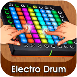 Electro Drum Pads 48 - Real Electro Music Drum Pad