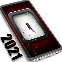 Clock Live Wallpaper App