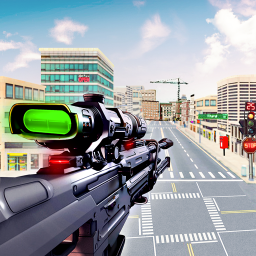Elite Sniper Shooter 3d: FPS Gun Shooting Games