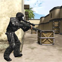 Counter Terrorist Shot