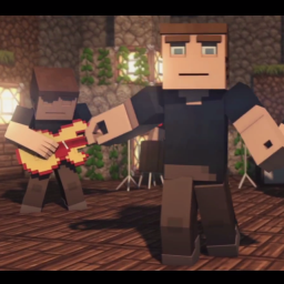 Mining Ores - A Minecraft music video