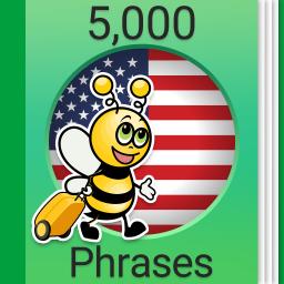 Speak American English - 5000 Phrases & Sentences