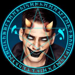 Devil Face Camera