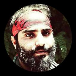 شهید مدافع حرم محمد حسین محمد خانی