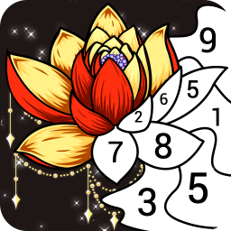 Paintist 2021 - Coloring Book & Color by Number