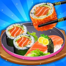 Japanese Food Restaurant - Food Cooking Game