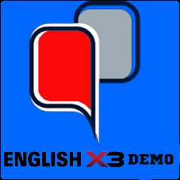 آموزش زبان انگلیسی EnglishX3 دمو