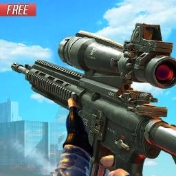Sniper 3D 2020: sniper shooting - gun simulator