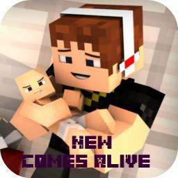 New Comes Alive  Mod for MCPE