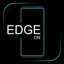 Edge Lighting - Rounded Corner - Edge Notification