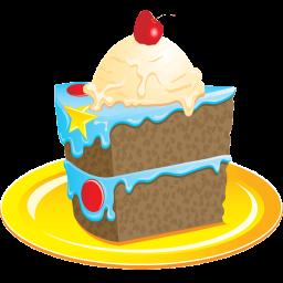 کیک ، ژله و بستنی در انواع مختلف