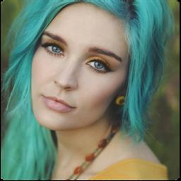 تغییر رنگ مو و چشم