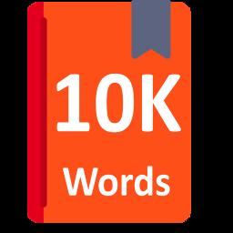10.000 کلمه کاربردی انگلیسی لغتچی