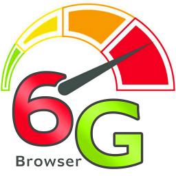 6G Fast Internet: Light & Safe - Speed Browser HD