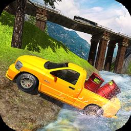 Offroad Hilux Pickup Truck Driving Simulator