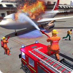 Fire Fighter Truck Real City Heroes
