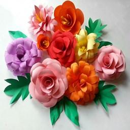 آموزش انواع گلسازی