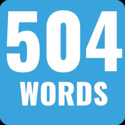 504 لغت ضروری انگلیسی + ترجمه