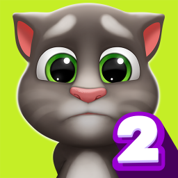 تام سخنگو 2 (my talking tom 2)