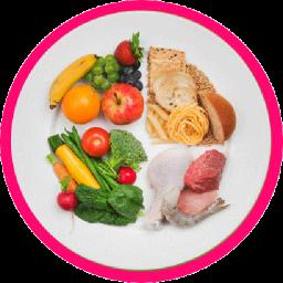 غذا های رژیمی , برنامه رژیم غذایی برای لاغری
