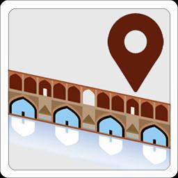 نقشه آفلاین اصفهان