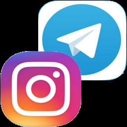 اینستاگرام یا تلگرام