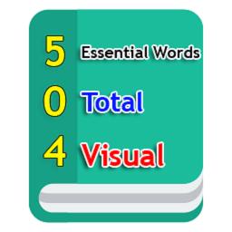 مجموعه آموزشی لغات 504 - کاملا تصویری