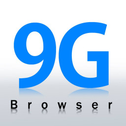 9G Speed ​​Internet Browser - Web Browser HD, Light & Fast