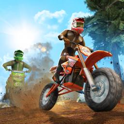 Free Motor Bike Racing - Fast Offroad Driving Game
