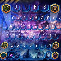Emoji Keyboard - Fantasy
