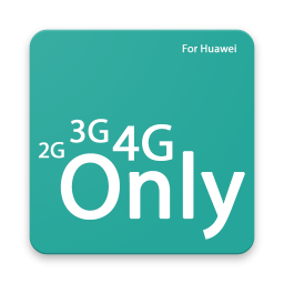 4G, 3G & 2G Only Modes for Huawei Modem (HiLink +)
