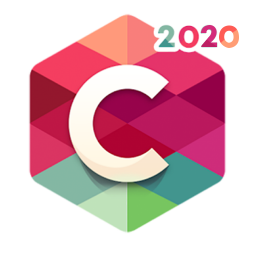 C launcher:DIY themes,hide apps,wallpapers,2020